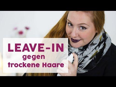 Leave-In gegen trockene Haare DIY | Tini