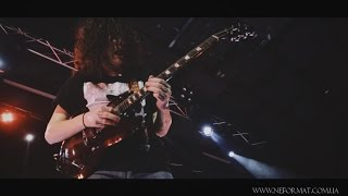 The Fall Of Troy - 8 - Act One, Scene One - Live@Sentrum, Kiev [27.08.2015] (duocam)