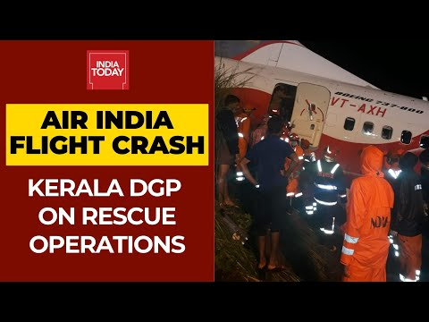 Air India Crash Updatets: Kerala DGP Loknath Behra Shares Information On Rescue Operations