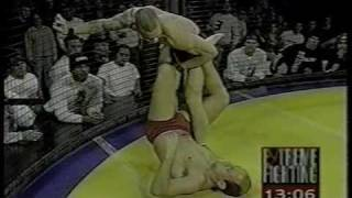 John Lewis vs Carlson Gracie Jr.