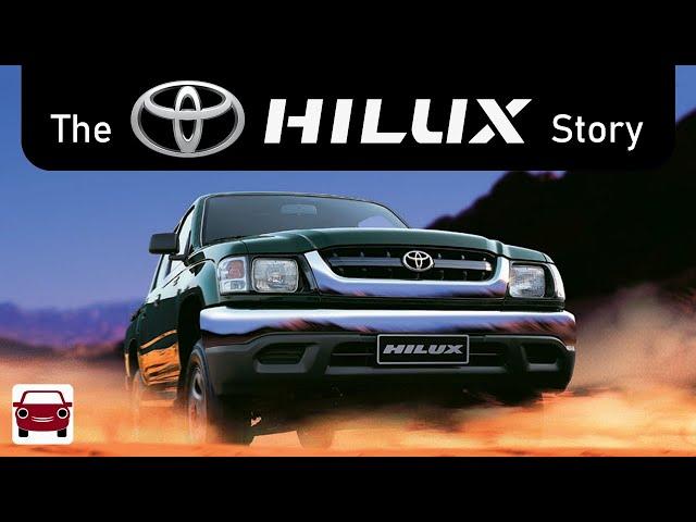 İngilizce'de Hilux Video Telaffuz