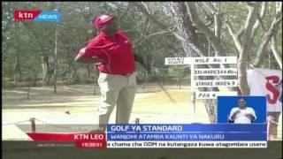 KTN Leo: Wahome ndiye mshindi wa kiujumla katika Standard County Golf Classic