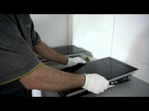Placas modulares Balay  de fácil instalación