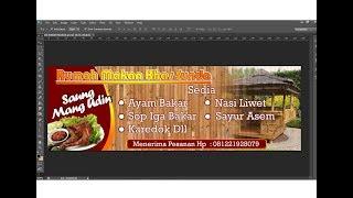 rumahfuzziblog: Brosur Rumah Makan Padang