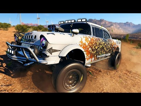 BEST OFFROAD SUPERBUILD CAR! - Need For Speed Payback #3