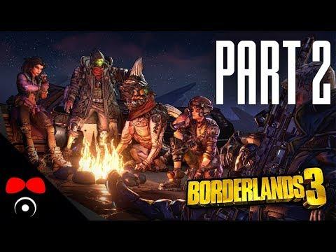 CLAP-TRAPOVA ANTÉNA! | Borderlands 3 #2