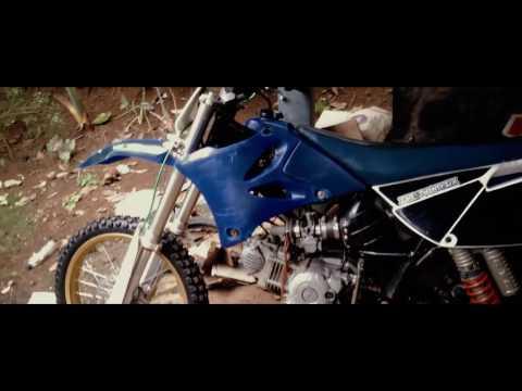Video Rangka Atau Frame Bebek Modifikasi Jupiter Z 130cc Grasstrack