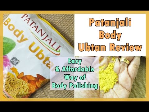 , title : 'Patanjali Body Ubtan Review | Easy and Affordable Way of Body Polishing | Indian Mom on Duty'