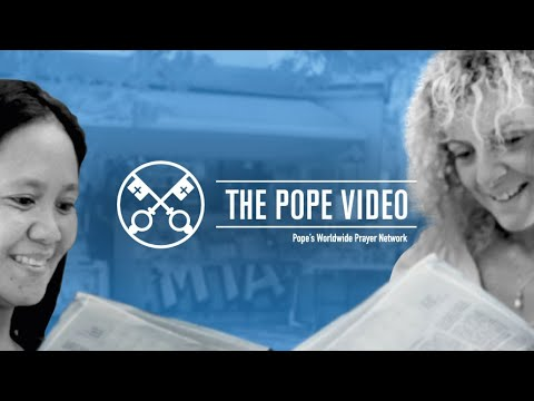 Pope Video: Women in leadership roles in the Church