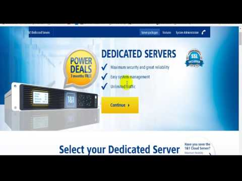Best Dedicated Game Server Hosting-1and1 Hosting Review Does It Really Work ?