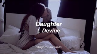 L Devine    Daughter (sub  Español)