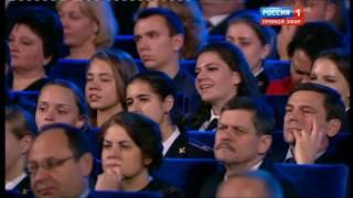 Олег Газманов Мои ясные дни ( концерт полиции кремль) 10 11 2016