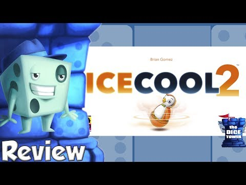Ice Cool 2 Review - with Tom Vasel