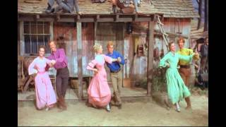 Barn Raising Dance (7 Brides for 7 Brothers) - MGM Studio