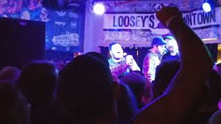 Arms Aloft Feat. Mike Natoli (Timeshares)   The Authority Song (Jimmy Eat World Cover) (The Fest 17)