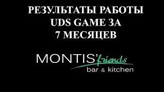 Внедрение UDS Game в Montis