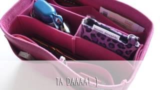 REVIEW: Samorga Bag Organizer For Cath Kidston Box Bag