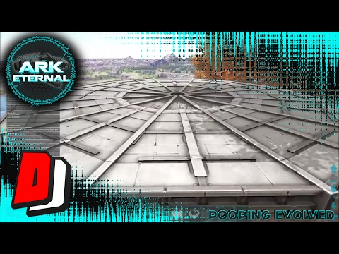 ARK Eternal - PLATFORMS EVERYWHERE!! - Pooping Evolved Gameplay - E24