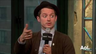 "<b>Elijah Wood </b>And Samuel Barnett Discuss ""Dirk Gently's Holistic Detective Agency""  BUILD Series"