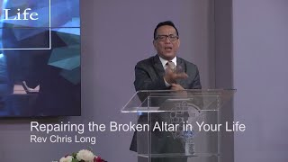 Repairing the Broken Altar in your Life