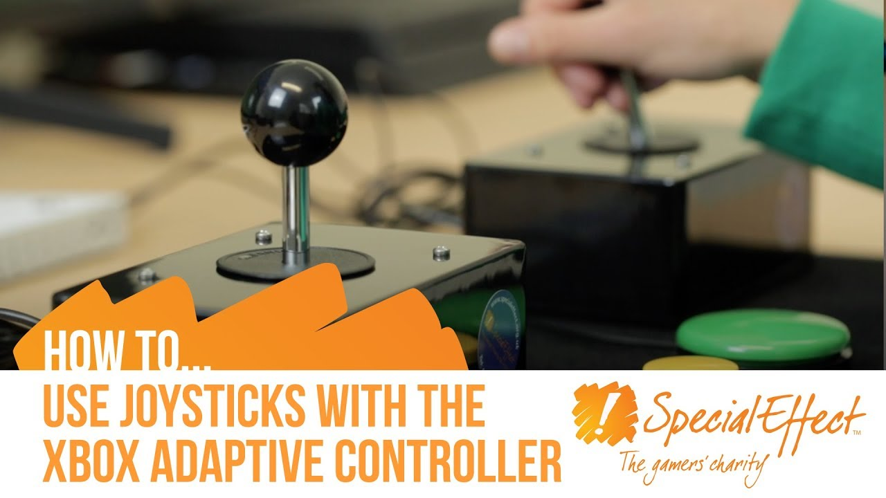 video placeholder for How to Use Joysticks with the Xbox Adaptive Controller
