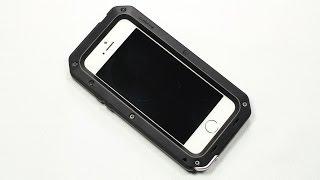 LUNATIK TAKTIK STRIKE Case for iPhone 5/5S Review