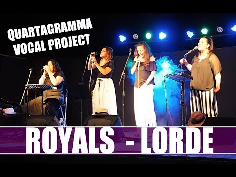QUARTAGRAMMA VOCAL PROJECT vocal quartet&live electronics Firenze Musiqua