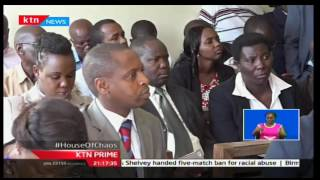 KTN Prime: Doctor's Union officials have been found guilty of contempt of court, 20/12/16