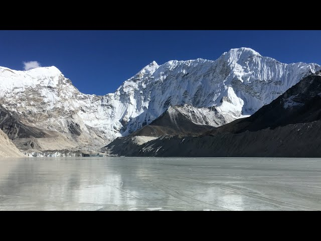 DANGER: Nepal's glacial lakes are filling up