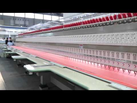 Multi Head Embroidery Machine At Best Price In India