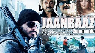 Jaanbaaz Comando  Ajith Nayantara  Hindi Dubbed Action Movie 2014  Hindi Movies 2014 Full Movie