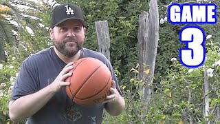 I MAKE BACK-TO-BACK 4-POINTERS! | On-Season Grassketball Series | Game 3