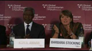 Clip 13 - Walter Fust, Barbara Stocking and Kofi Annan