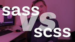 sass vs scss - what's the difference and which should you use?