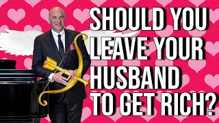Why I told one woman to leave her husband & make millions | Ask Mr. Wonderful #17 Kevin O'Leary