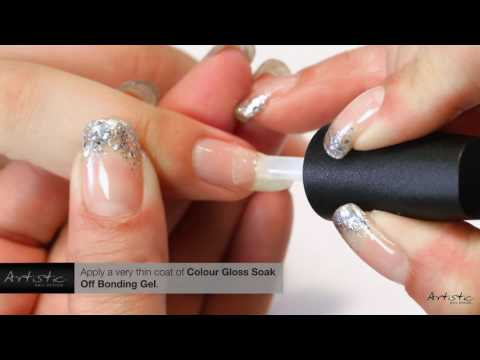 Artistic Colour Gloss: Manicure & Prep