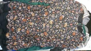 Extra платья осень итал 3пак 13кг 9.75€/кг 42шт