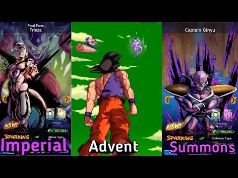 SPARKING FRIEZA BANNER IMPERIAL ADVENT SUMMONS