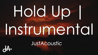 Gambar cover Hold Up - Beyoncé (Acoustic Instrumental)