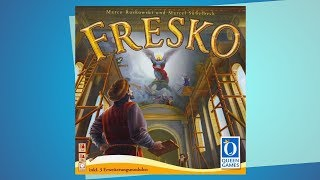 Fresko // Brettspiel - Erklärvideo