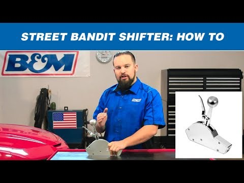 How to Shift a B&M Street Bandit Shifter