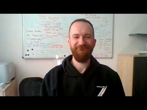 Übungsleiter Sebastian Hupfer im Interview
