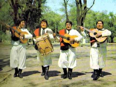 Los Cantores del Alba - Pantaleón el bagualero