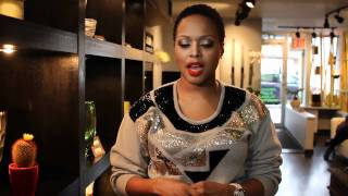 "Chrisette Michele on Naming Her New Album ""Let Freedom Reign"""