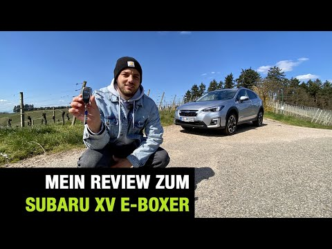 "2020 Subaru XV 2.0ie e-Boxer ""Platinum"" (150 PS)🔋Mild Hybrid Fahrbericht 