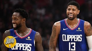 Wake me up when the full-strength Clippers actually show signs of weakness - Zach Lowe   The Jump