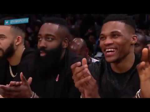 Drake God's plan live NBA Slam Dunk contest 2018
