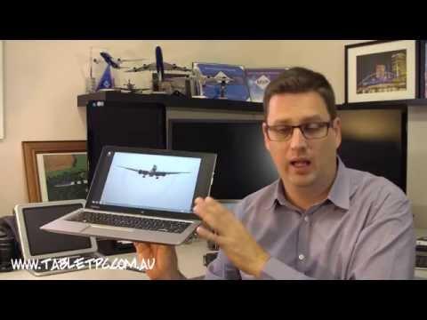 Toshiba Portege Z20t Hybrid Windows 8.1 Tablet review for Australia