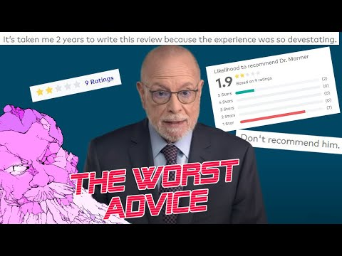 PragerU Finds the WORST Therapist Alive & Gives Him a Mic