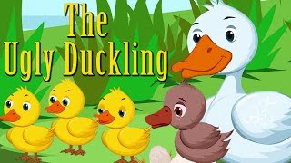 The Ugly Duckling Full Story | Animated Fairy Tales for Children | Bedtime Stories